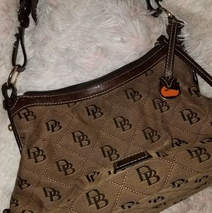 Small Dooney&Burke hobo purse